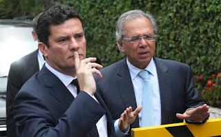 Juiz Sérgio Moro aceita ser ministro da Justiça de Bolsonaro