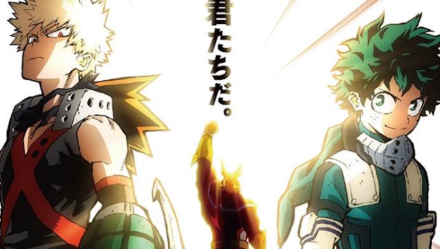 Boku no Hero Academia: HEROES RISING Shares Movie Synopsis/Summary