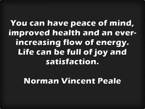 Peace of mind quotes and inner peace quotes