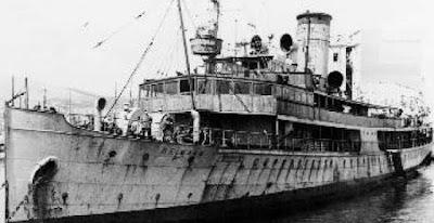 Το ναυάγιο της Χειμάρρας 1947