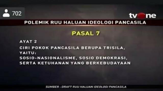 PDIP Sebut Ada Pihak Gagal Paham dan Pelintir Ketuhanan yang Berkebudayaan