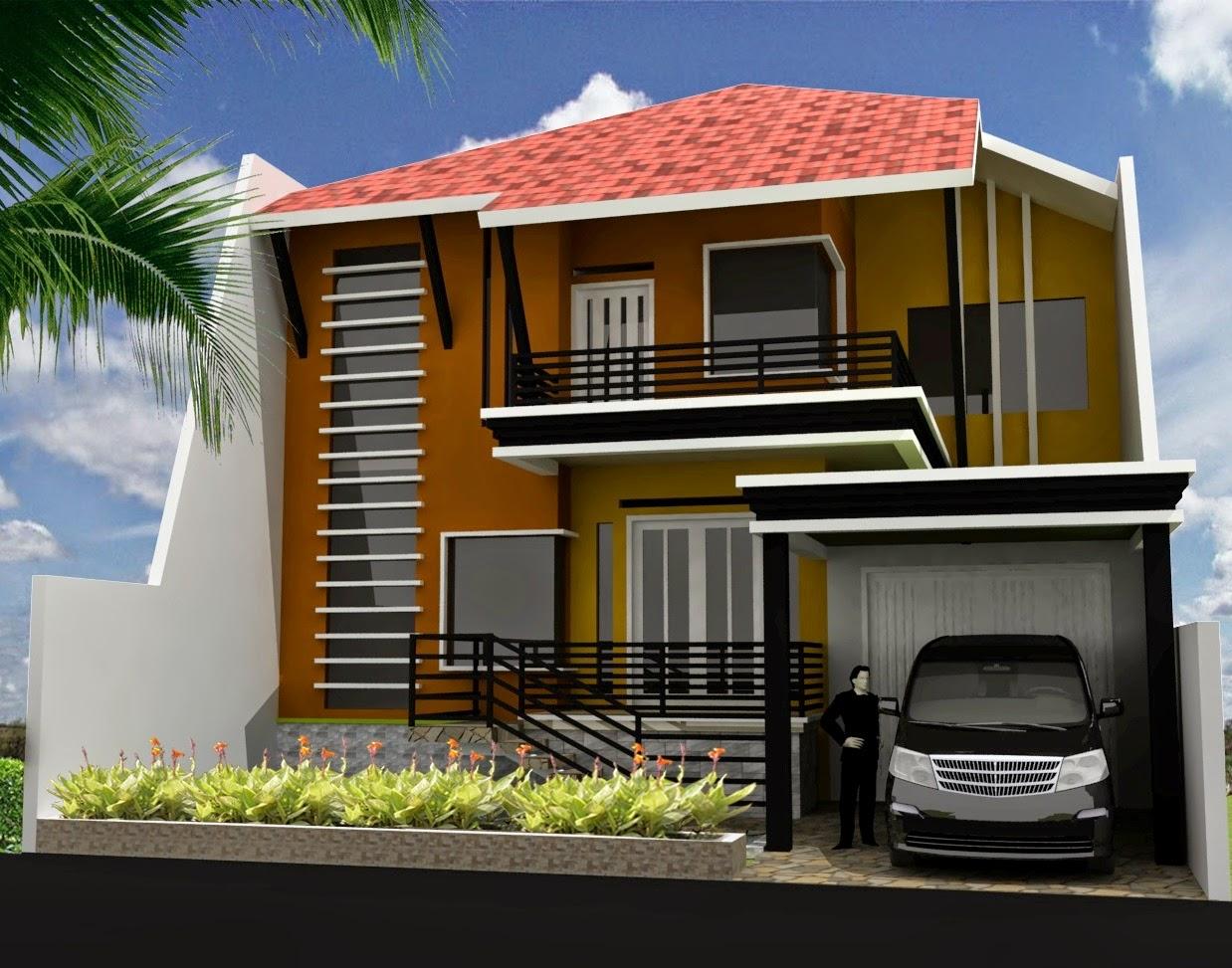 Rumah Minimalis Idaman Gallery Taman Minimalis