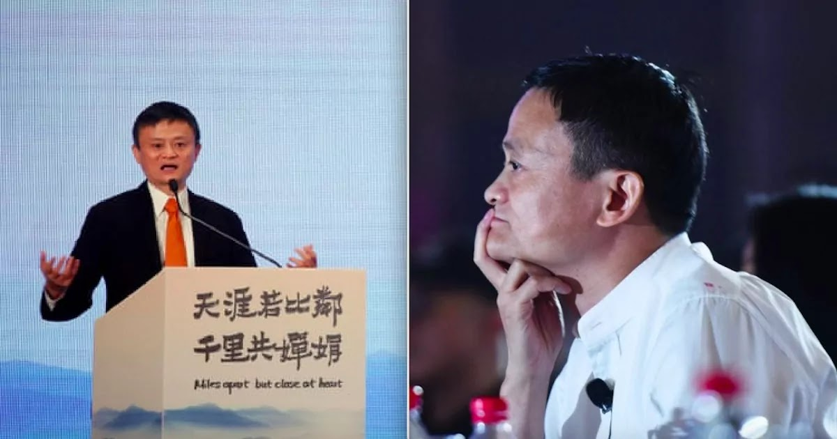 Jack Ma Is 'Laying Low' After Incendiary Speech In Which He Called For Economic Reform In China