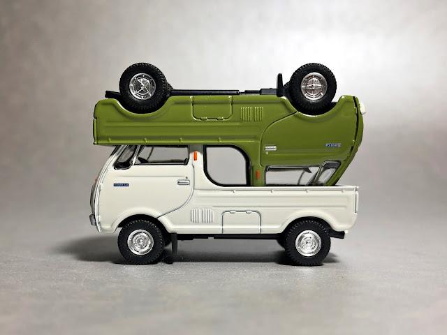 Tomica Limited Vintage LV-185a  LV-185b Mazda Porter Cab
