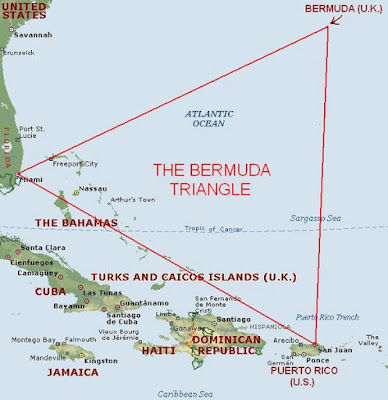 How the Bermuda Triangle Works ?