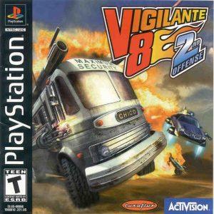 Download Vigilante 8 2nd Offense Torrent - (Ps1)