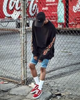Gaya street wear yang cool gaes