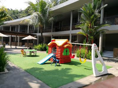 Hotel keluarga di Sentul