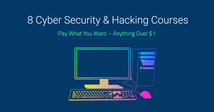 8 Popular Courses to Learn Ethical Hacking – 2018 Bundle