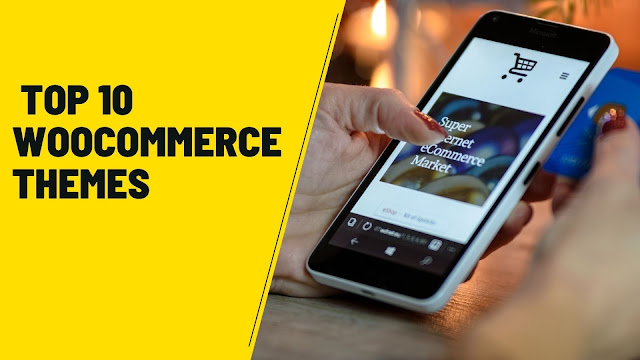 TOP 10 Woo Commerce Themes