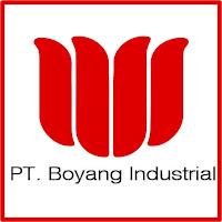 Lowongan Kerja PT Boyang Industrial Purbalingga