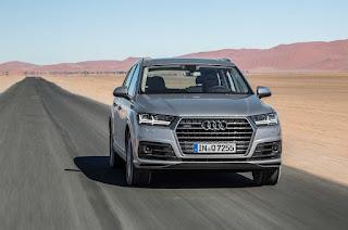 2018 Voiture Neuf 2018 Audi Q7 VUS Date de sortie, Prix