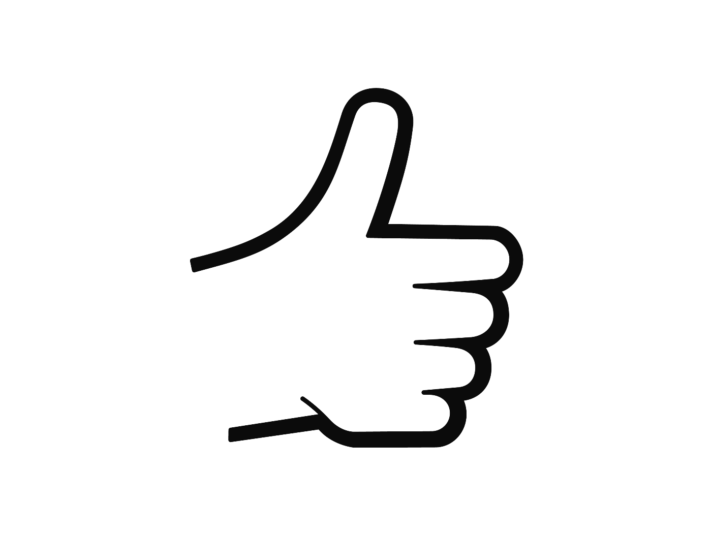 Ryan_Kim_Canny: Five symbols that changed their meaningsThumbs Up Symbol