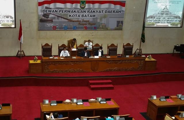 Harmidi Umar Husen Terpilih Menjadi Ketua Pansus Ranperda Penyelenggaraan Perpustakaan