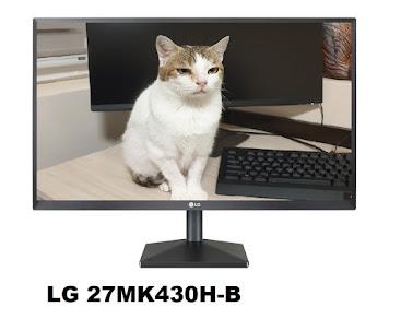 LG 27MK430H-B IPS monitor review