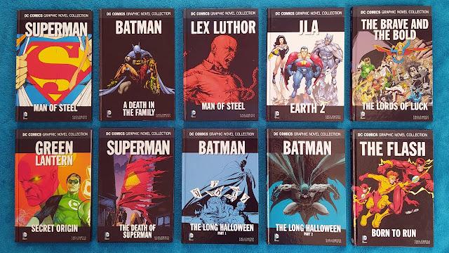 Eaglemoss DC Comic Collection Vol 10 - 19
