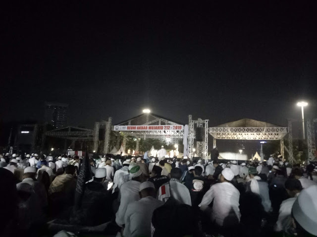 Gus Aam Sebut Ribuan Santri dan Kyai Menuju Jakarta untuk Ikut PA 212