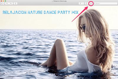 Redimensionar imagen en Mac