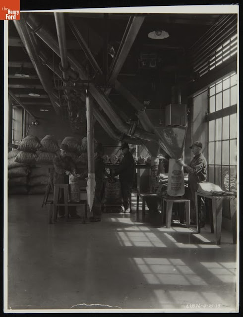 Henry Ford Plant Iron Mountain Michigan