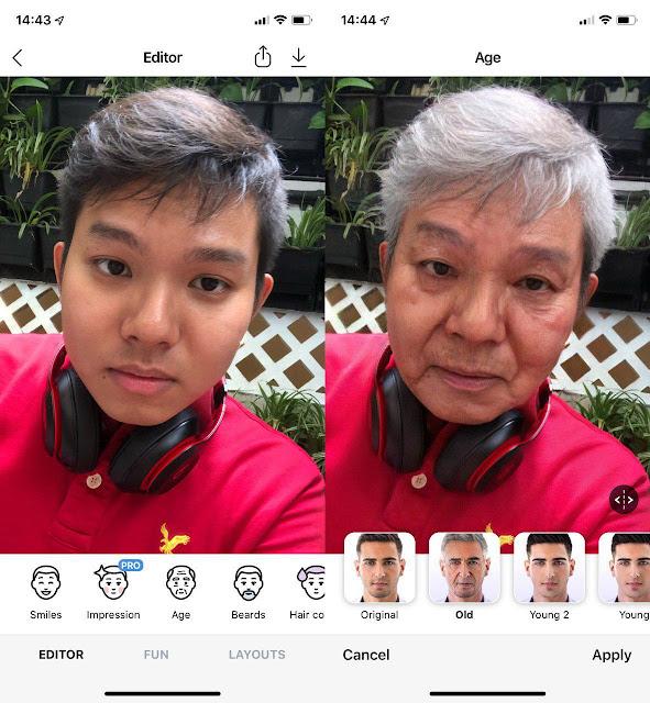 Ứng dụng 'FaceApp' chụp ảnh 'già khọm' liệu có đang thu thập dữ liệu người dùng vào mục đích gì?