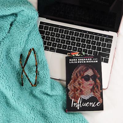 Influence Book Review Sara Shepard