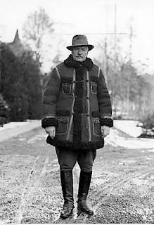 Prezydent RP Ignacy Mościcki w Spale 1931