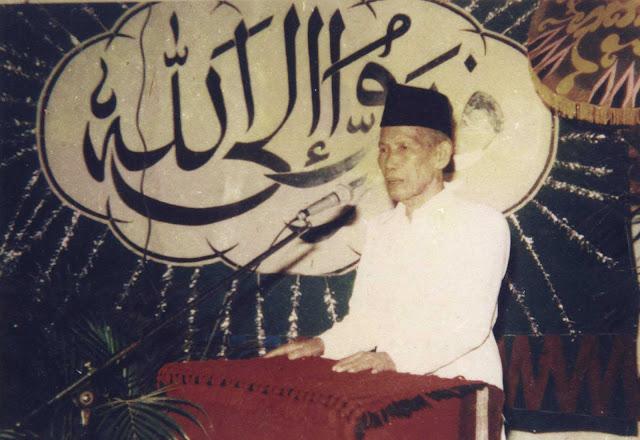 Muallif Sholawat Wahidiyah