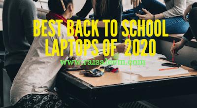 Best Back To School Laptops of  2020