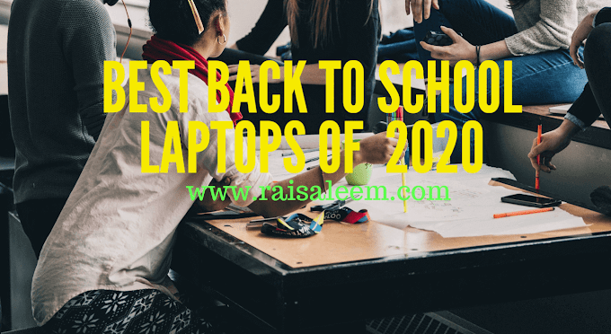 10 Best Laptops For School Students 2020 Back To School Laptops