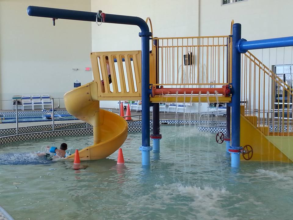 Play St  Louis: RiverChase Rec Center Indoor Pool, Fenton