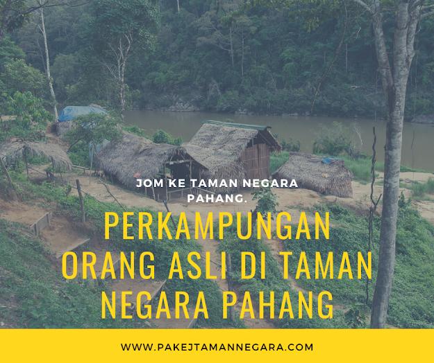 Pakej Aktiviti Taman Negara pahang , Pakej Taman Negara Kuala Tahan