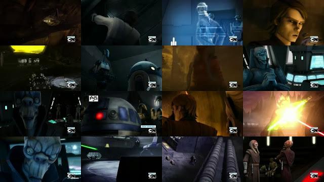 Star Wars La guerra de los clones Temporada 3 Completa Latino