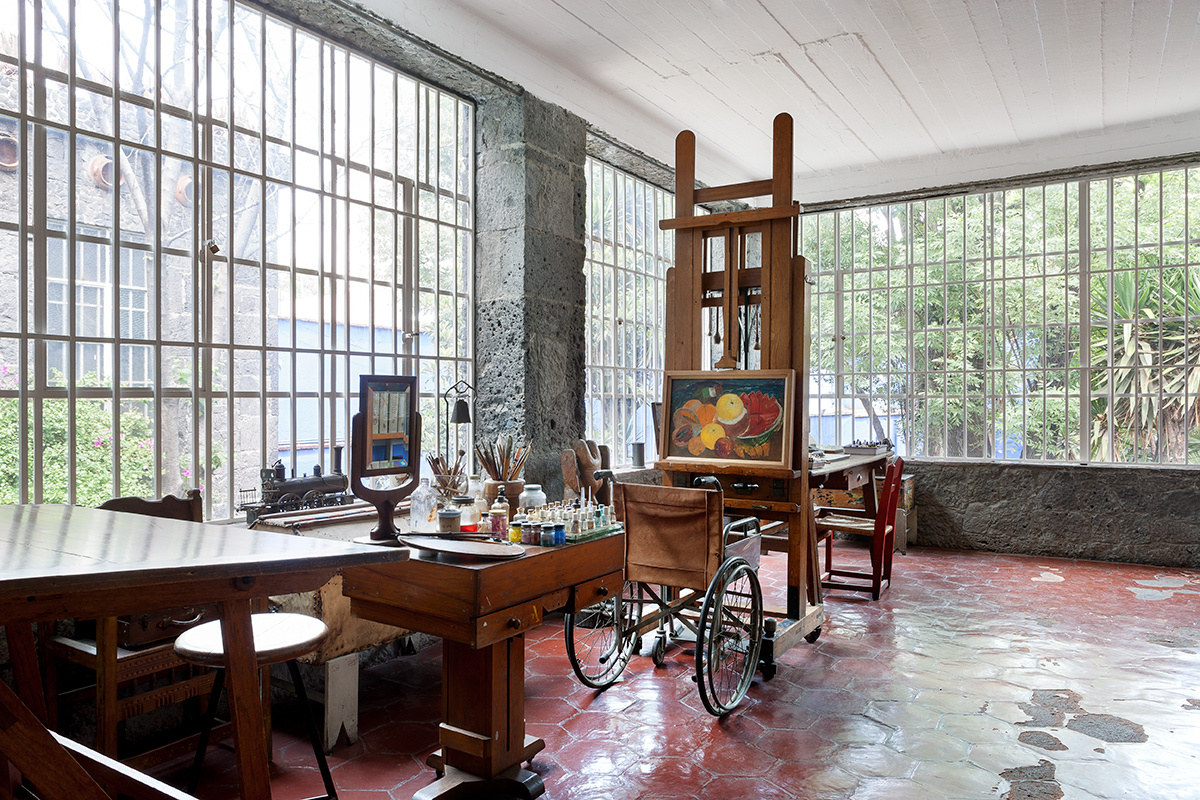 Moon to Moon La Casa Azul The home of Frida Kahlo