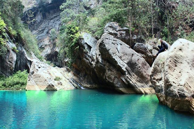 Danau Sanghyang Heuleut - Bandung