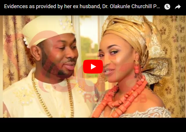 Azuka Ogujiuba Releases 'Damning' Evidence to Show Tonto Dikeh Lied Against Churchill (Photos+Video)
