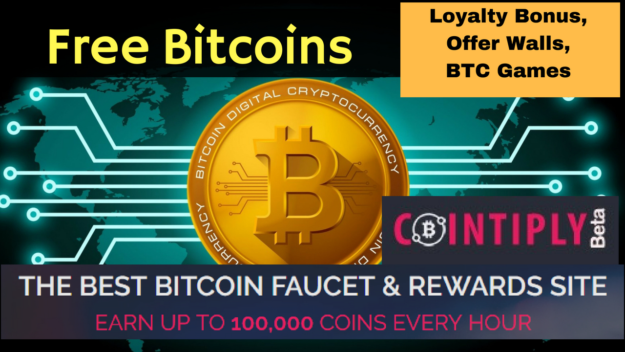 Top 4 Websites that can make you earn tons of BITCOINS