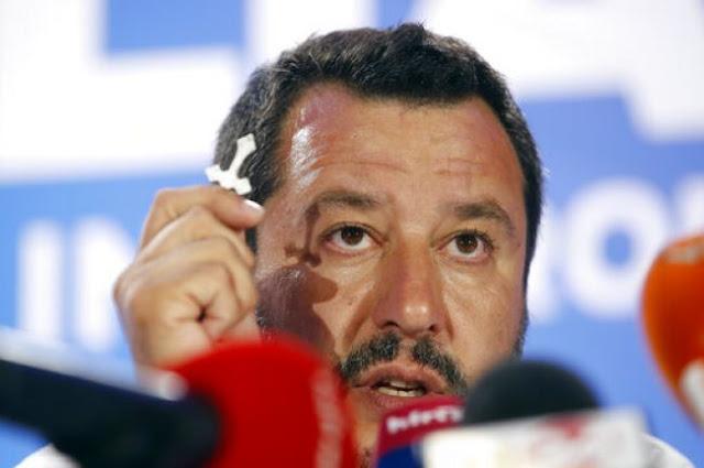 Ο Σαλβίνι ρίχνει 30 δισ. στον... πόλεμο με τις Βρυξέλλες