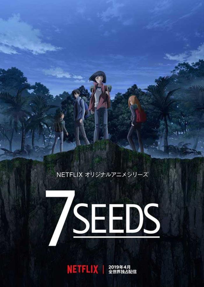 7 Seeds |01/12| |Latino/Castellano/Japonés+Sub Esp| |HD Ligero| |Mega|