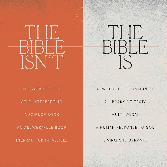 """Pastor de Nashville criticado depois de admitir que a Bíblia não é a """"Palavra de Deus"""""""