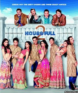 Housefull 2 (2012) Full Movie Download 720p, 480p, 1080p  BluRay