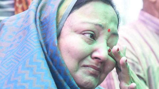 मेरे पति की हत्या की साजिश रची गई कहकर रो पड़ीं अनंत सिंह की पत्नी - newsonfloor.com
