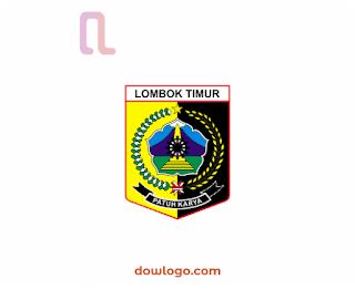 Logo Kabupaten Lombok Timur Vector Format CDR, PNG