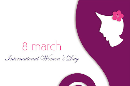 Women's Day Greeting Card 1