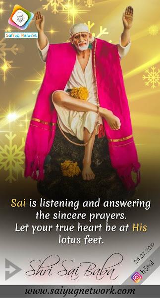 Shirdi Sai Baba Blessings - Experiences Part 2867