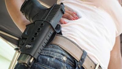 Câmara dos deputados aprova uso de armas de fogo aos brasileiros