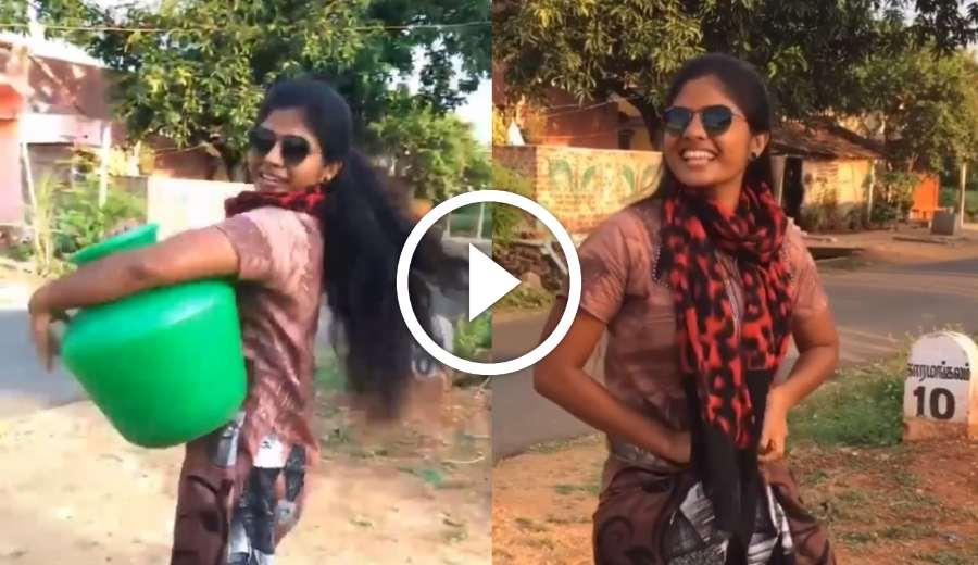 2 மில்லியன் பார்வையாளர்களை கவர்ந்த அட்டகாசமான டான்ஸ் !! செம  வீடியோ !