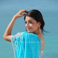 Hot kajl agarwal latest saree stills