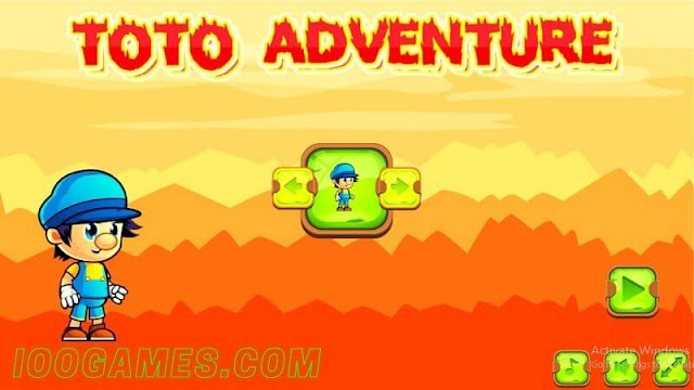 Toto Adventure game,free online game play, ioo gaes