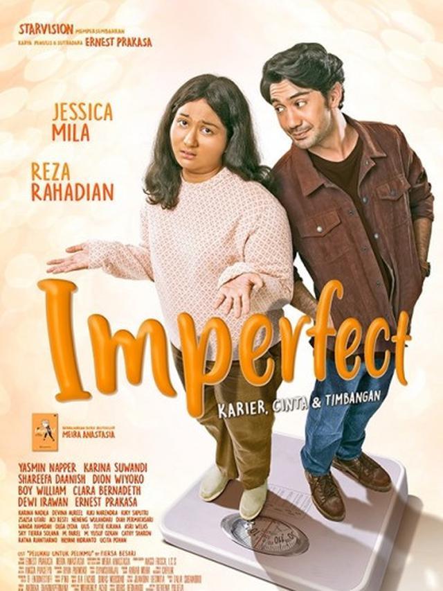 REVIEW SINGKAT FILM IMPERFECT KARYA ERNEST PRAKASA