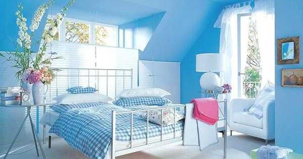 38 Desain Kamar Tidur Minimalis Warna Biru Penuh Kreasi Dan Inspirasi    Rumah Asia
